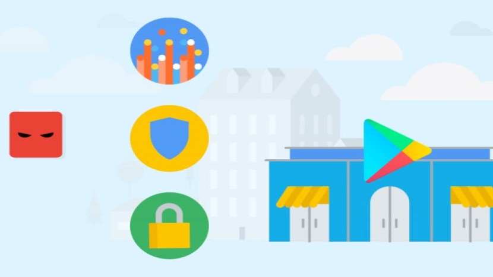 Google Play Protect: Μπλόκαρε 1.9 δισ. εγκαταστάσεις κακόβουλων εφαρμογών το 2019