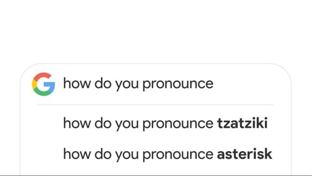 Η Google σε βοηθά να προφέρεις σωστά ξένες λέξεις
