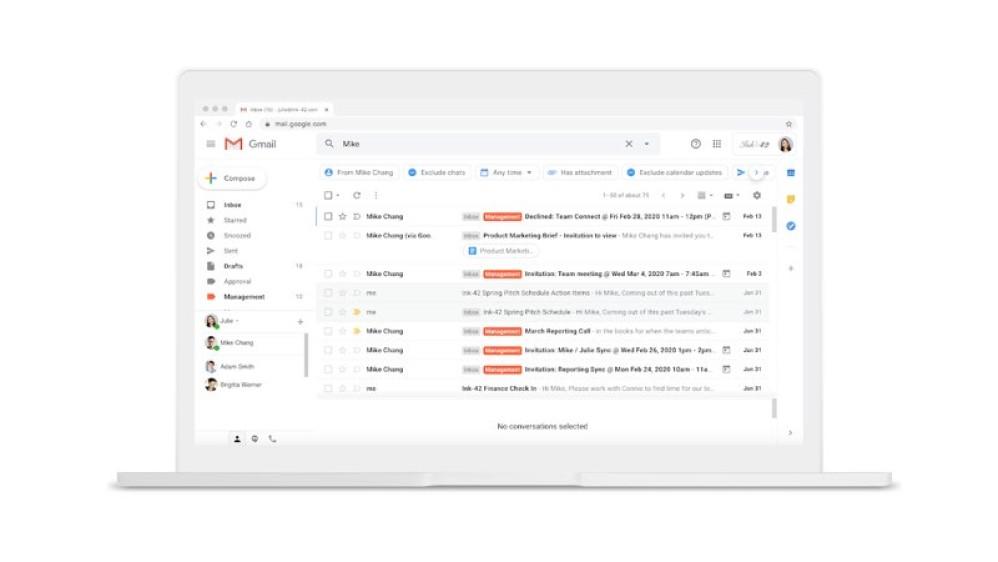 Gmail Search Chips: Η αναζήτηση emails γίνεται πλέον σημαντικά πιο εύκολη