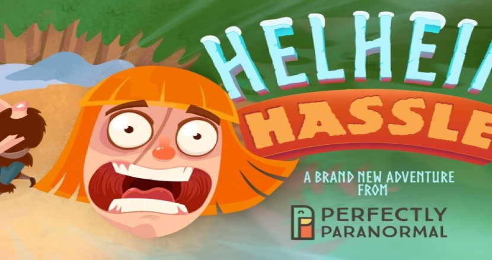Helheim Hassle: Το νέο μακάβριο puzzle adventure της Perfectly Paranormal