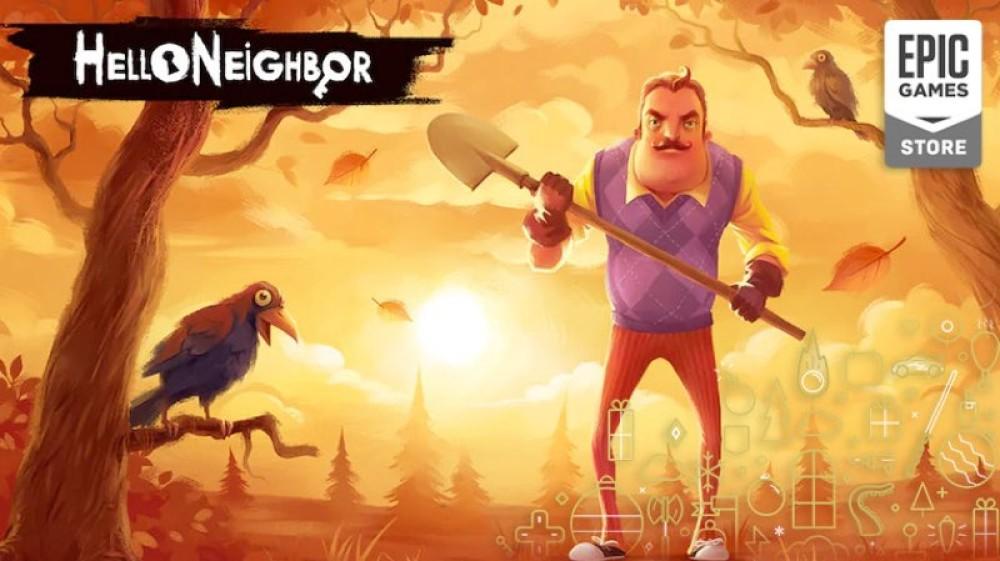 Hello Neighbor: Διαθέσιμο δωρεάν στο Epic Games Store