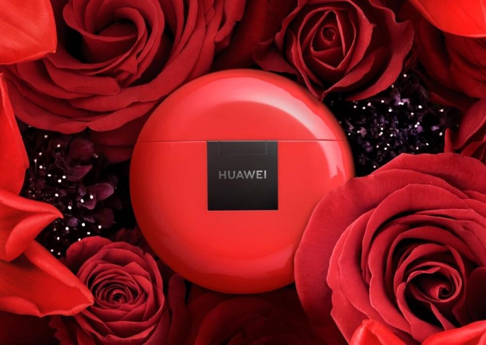 Huawei FreeBuds 3: Τα κορυφαία ακουστικά διαθέσιμα και σε κόκκινο χρώμα