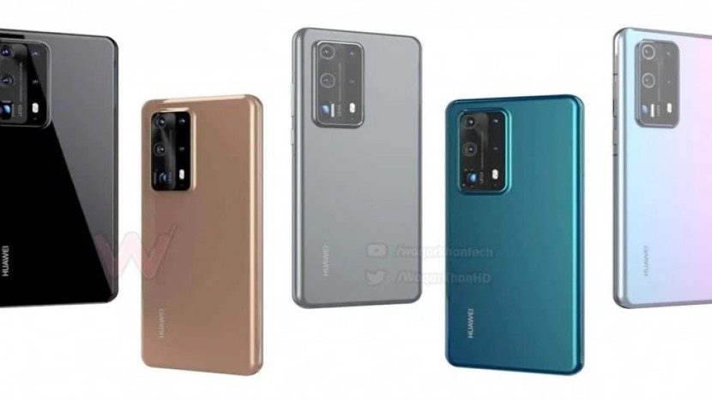 Huawei P40: Θα είναι το πρώτο με τεχνολογία WiFi 6+;