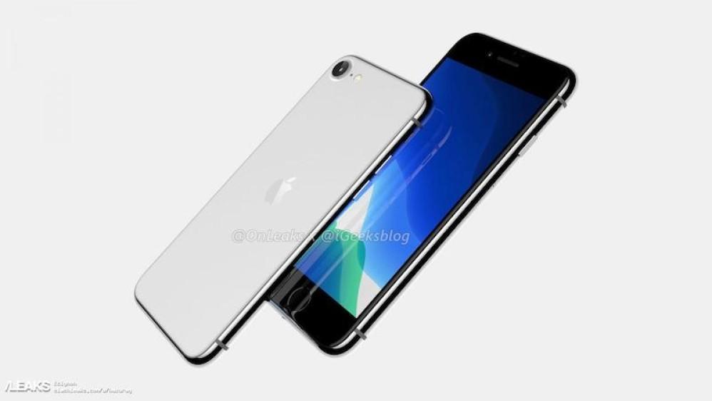 "iPhone SE2: Αυτό είναι το νέο, οικονομικότερο iPhone aka ""iPhone 9"""