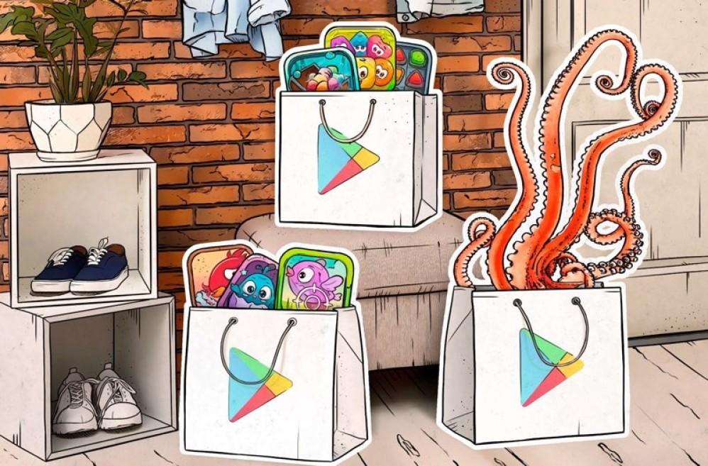 Malware εφαρμογή Android εξαπλώνει ψεύτικες κριτικές και παραπλανεί τους χρήστες