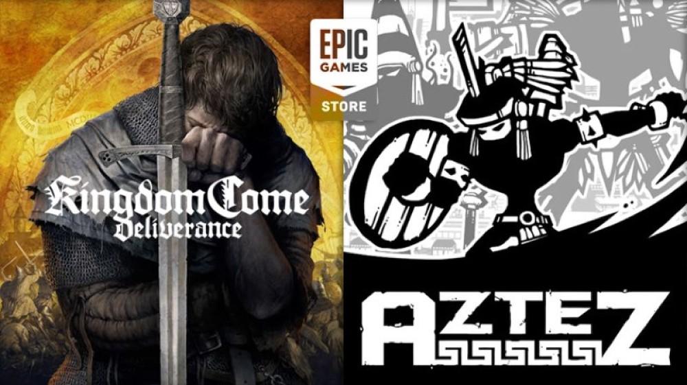 Aztec και Kingdom Come: Deliverance διαθέσιμα δωρεάν στο Epic Games Store
