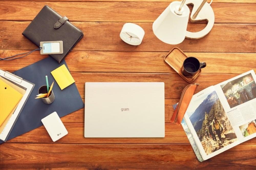 LG Gram: Η νέα σειρά laptops έρχεται με επεξεργαστές Intel Core 10ης γενιάς