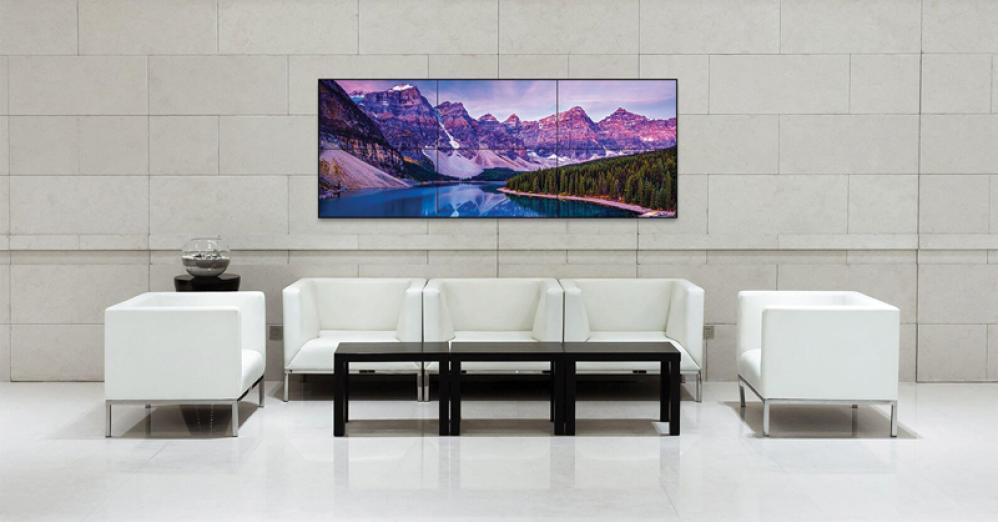 LG SVH7: Η νέα σειρά video wall προσφέρει ομοιόμορφη εικόνα άνευ προηγουμένου
