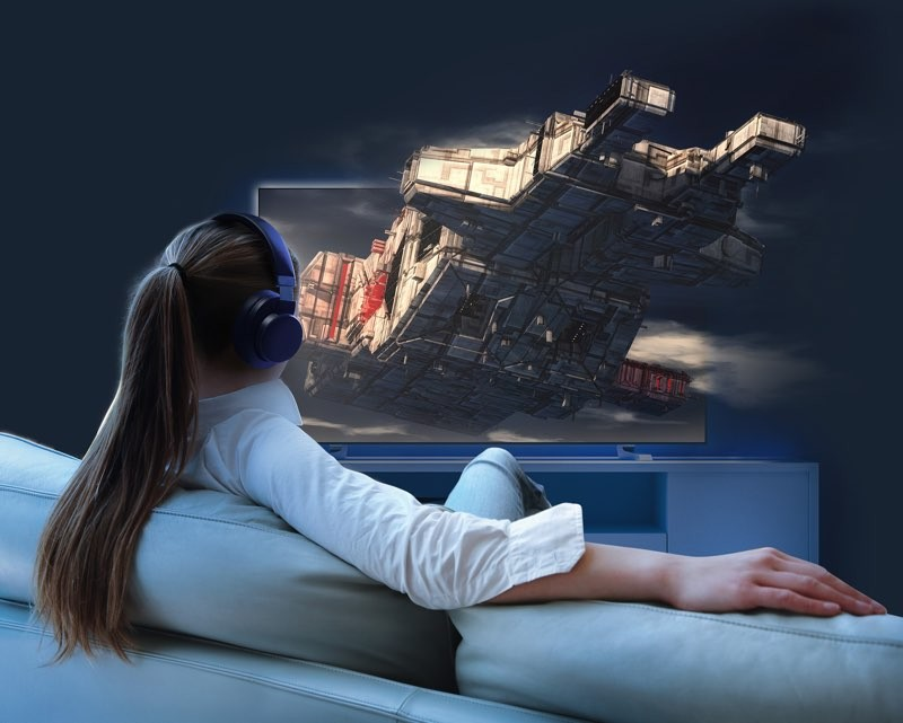 Creative SXFI THEATER: Ασύρματα ακουστικά Super X-Fi για απόλυτα κινηματογραφικό ήχο