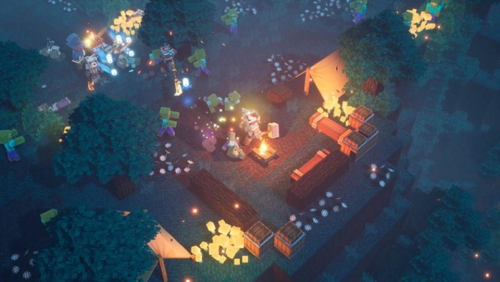 Minecraft Dungeons: Νέο action RPG στον κόσμο του Minecraft, έρχεται το 2020