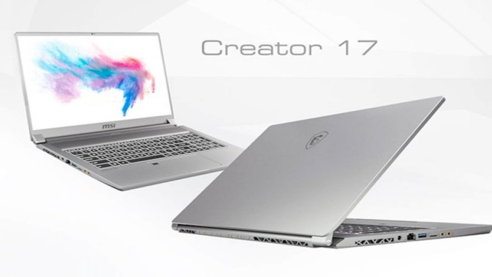 MSI Creator 17: Το πρώτο laptop στον κόσμο με οθόνη MIni LED [CES 2020]