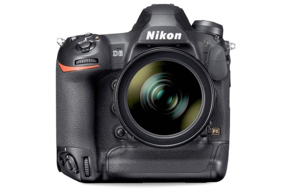Nikon D6: Επίσημα η νέα κορυφαία full-frame κάμερα της εταιρείας
