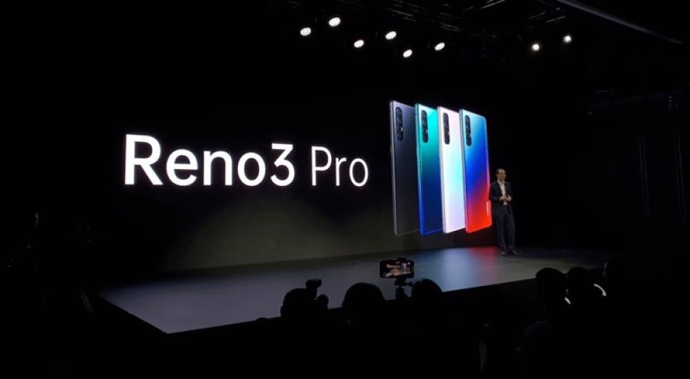 Oppo Reno 3 Pro και Oppo Reno 3: Επίσημα με 5G και ταχύτατη τεχνολογία φόρτισης