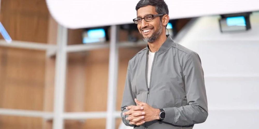Ο Sundar Pichai είναι πλέον ταυτόχρονα CEO σε Alphabet και Google