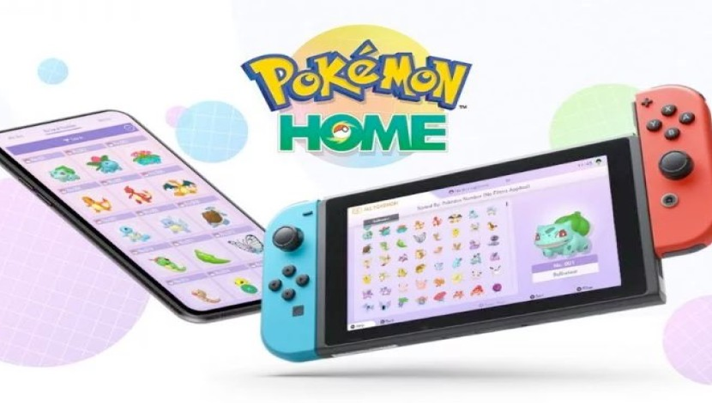 Pokémon Home: Διαθέσιμο για Android, iOS και Nintendo Switch