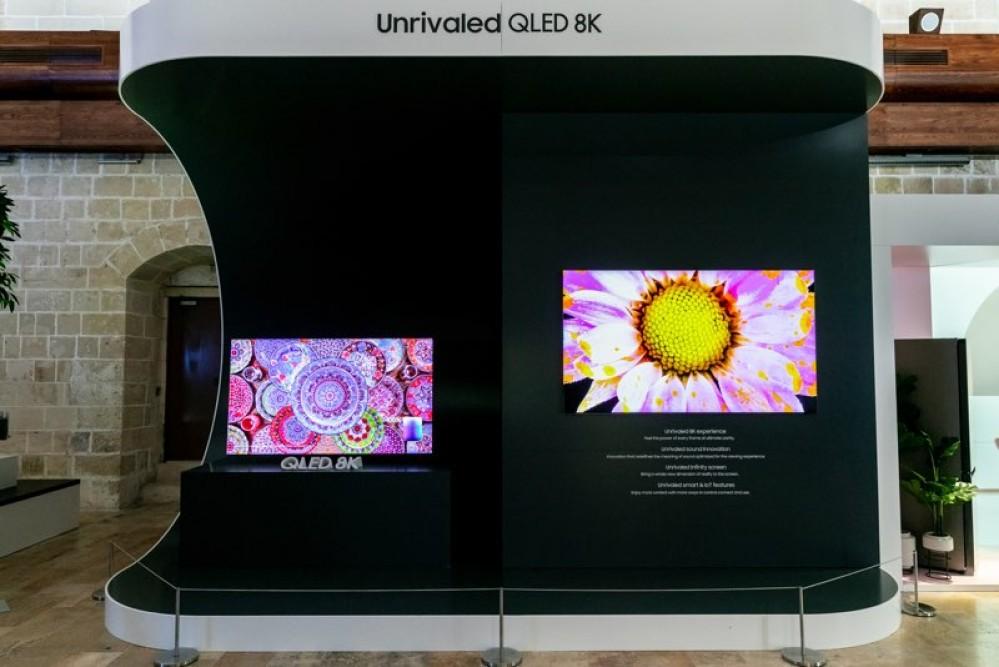 Samsung QLED 8K και 4K TV, MicroLED, Lifestyle και νέες ηχομπάρες για την ευρωπαϊκή αγορά