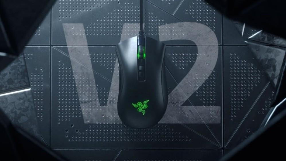 Razer DeathAdder V2: Το flagship gaming mouse με νέο αισθητήρα και πιο ελαφριά κατασκευή