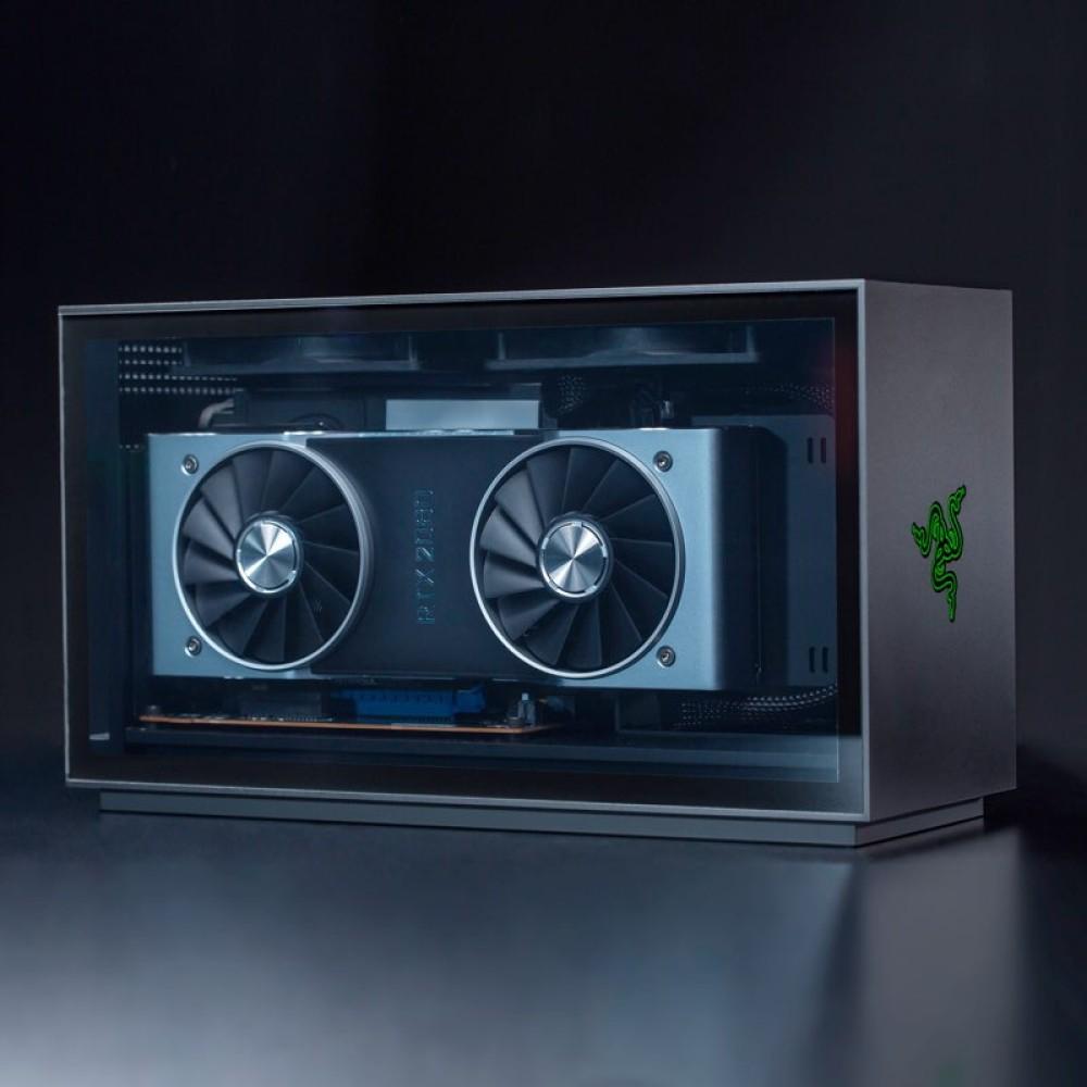 Razer Tomahawk: Ένα μικρό, αλλά πανίσχυρο modular gaming desktop [CES 2020]