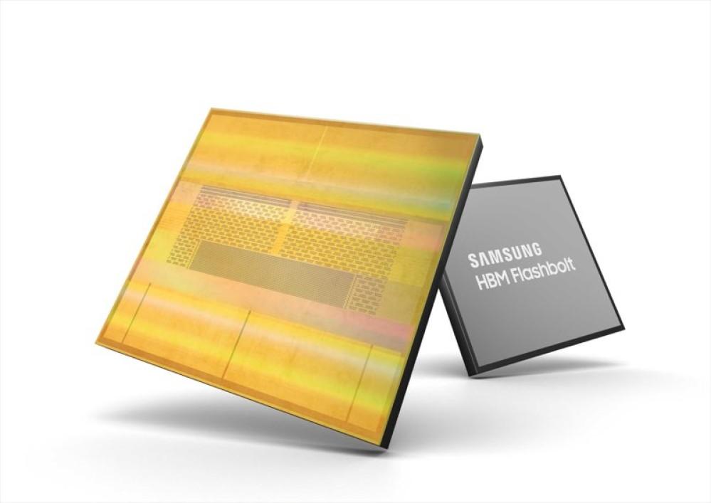 Η Samsung παρουσιάζει την πρώτη μνήμη HMB2E 16GB Flashbolt 3ης γενιάς