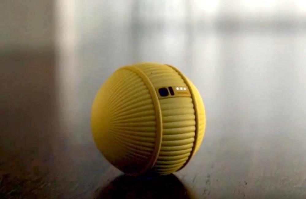 Samsung Ballie: Ένα ρομπότ - μπαλάκι που σε ακολουθεί μέσα στο σπίτι [CES 2020]