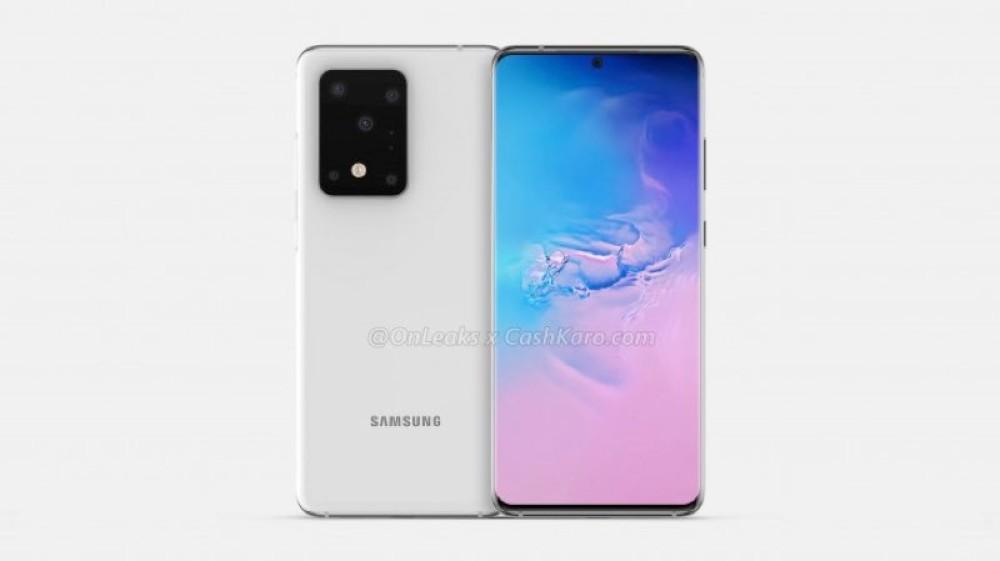 Samsung Galaxy S11+: Εμφανίστηκε σε renders και το μεγάλο μοντέλο