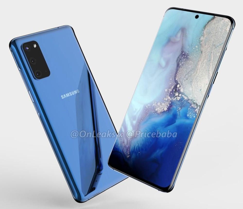 Samsung Galaxy S11e: Αποκαλύπτεται σε renders και 360° video