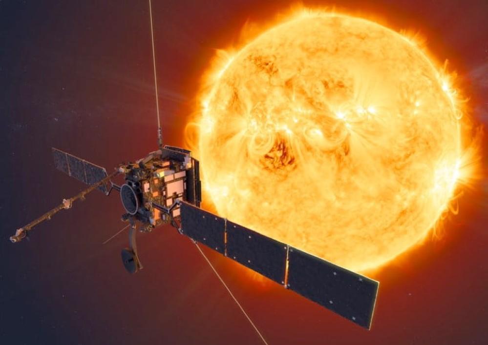 Solar Orbiter: Στην πορεία για να φωτογραφίσει τους πόλους του Ήλιου!