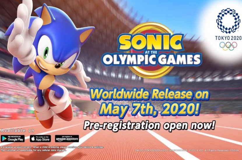 Sonic at the Olympic Games - Tokyo 2020, έρχεται σε Android και iOS