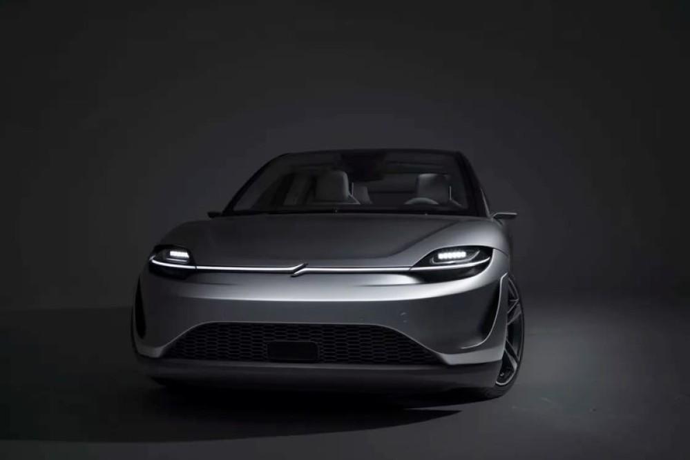 Sony Vision-S: Η εταιρεία σοκάρει το CES 2020 με ένα ηλεκτρικό αυτοκίνητο!