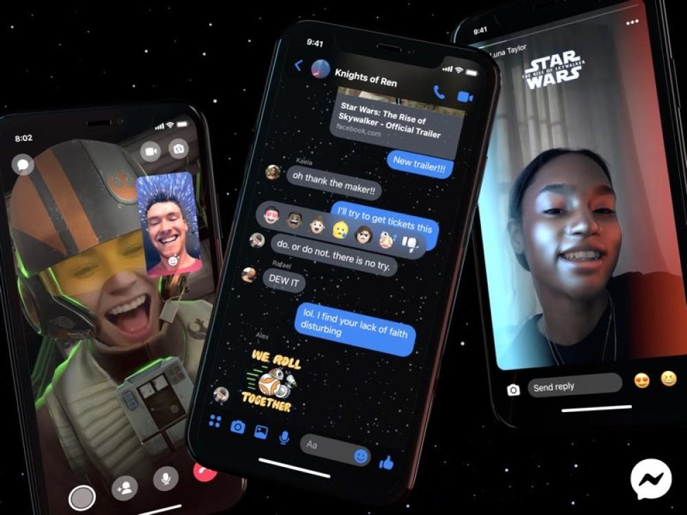 Το Facebook Messenger σε βάζει στο κλίμα για το νέο Star Wars