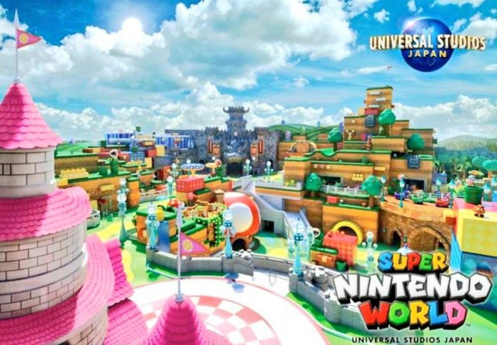 Super Nintendo World: Το εντυπωσιακό θεματικό πάρκο είναι ένα «ζωντανό» video game