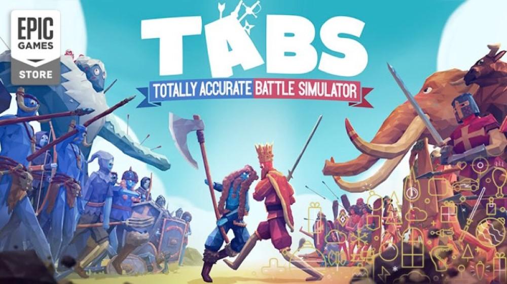 TABS:  Το physics-based παιχνίδι στρατηγικής δωρεάν στο Epic Games Store