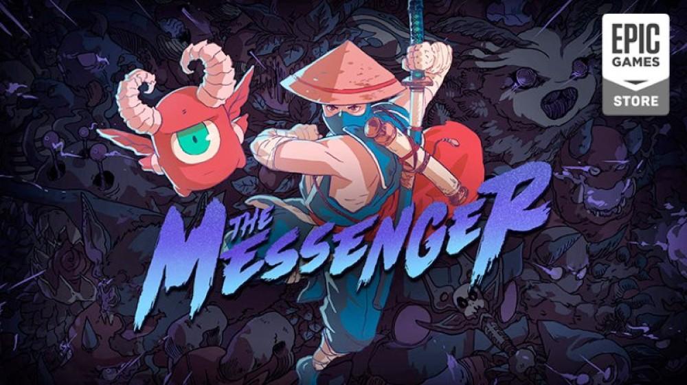 The Messenger: Διαθέσιμο δωρέαν στο Epic Games Store
