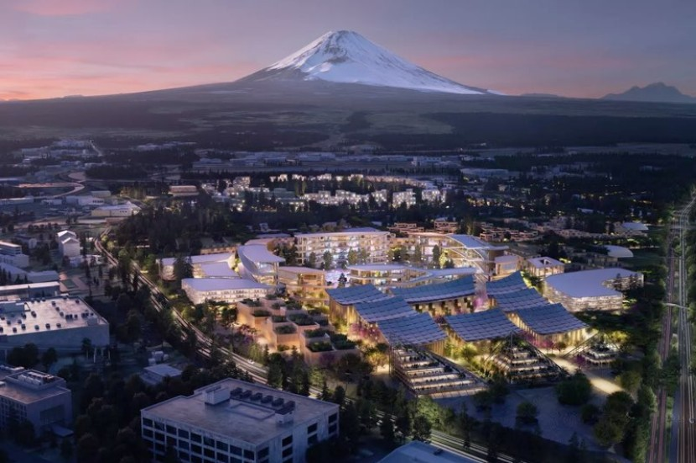 Woven City: Αυτή είναι η φουτουριστική πόλη του μέλλοντος της Toyota [CES 2020]