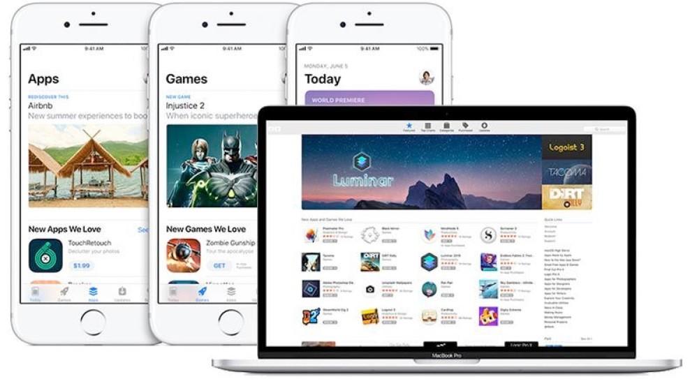 Η Apple ανοίγει τις universal apps μεταξύ macOS και iOS