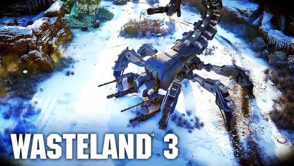 Wasteland 3: Νέο trailer και ημερομηνία κυκλοφορίας!
