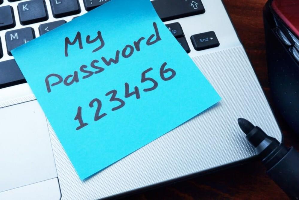 """Η λέξη """"password"""" δεν είναι πλέον το χειρότερο...password"""