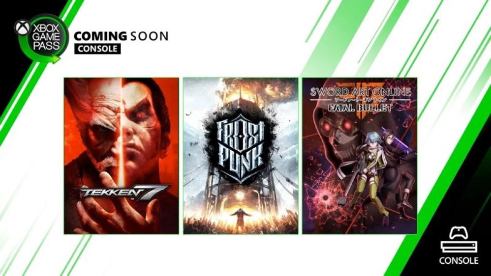 Xbox Game Pass: Ακόμη 4 παιχνίδια στην υπηρεσία, με το Tekken 7 να ξεχωρίζει