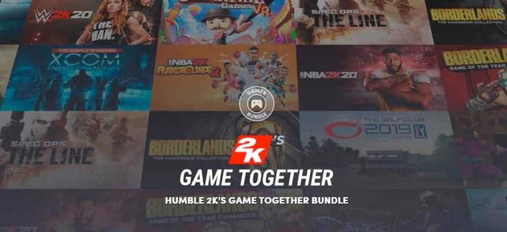 16 παιχνίδια της 2K Games με μόλις €18.5 στο Humble Bundle