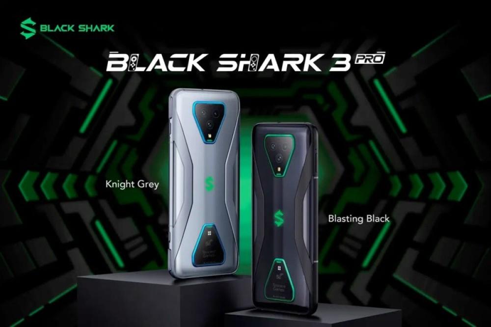 "Black Shark 3 Pro:  Επίσημα το νέο ""κτήνος"" gaming smartphone της Xiaomi"