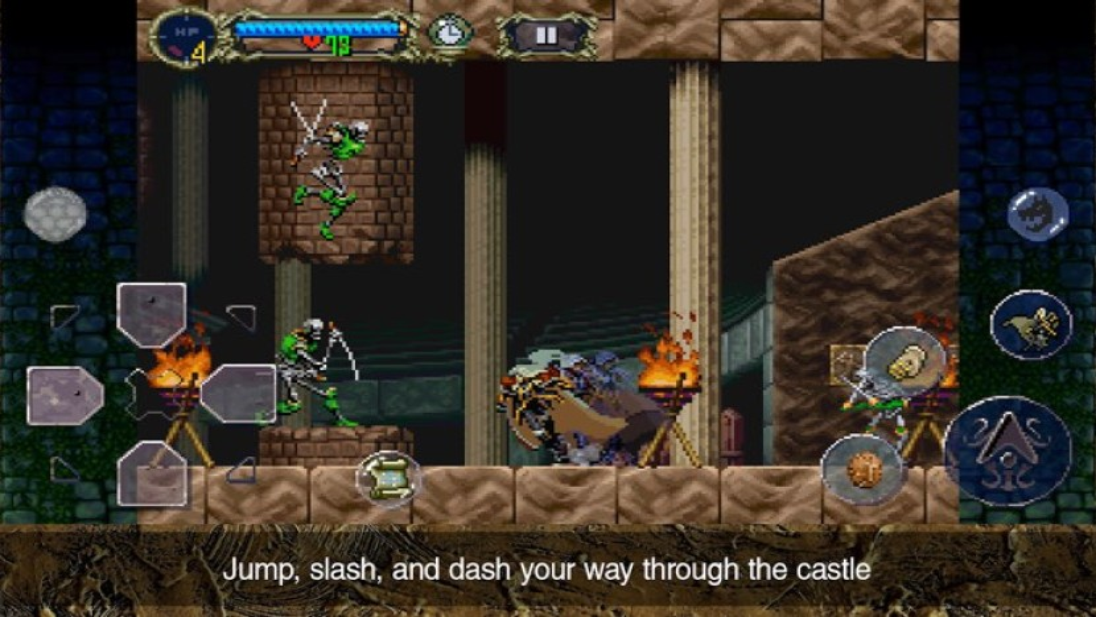 Castlevania: Symphony of the Night, διαθέσιμο για Android και iOS