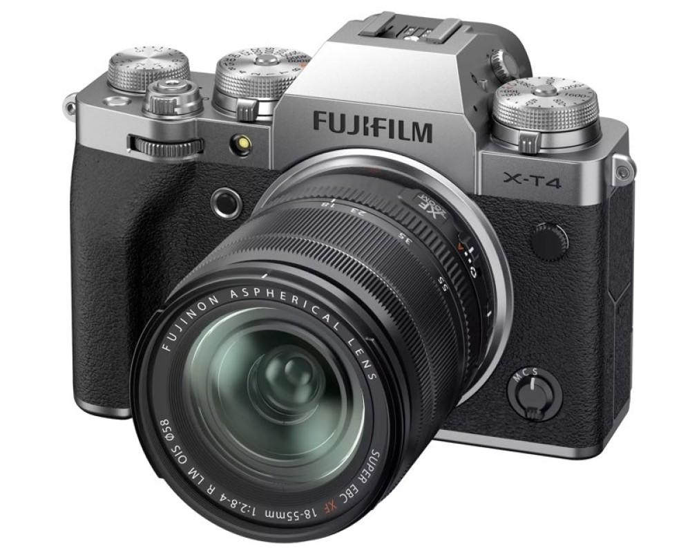 Fujifilm X-T4: Επίσημα η νέα mirrorless με σημαντικές βελτιώσεις