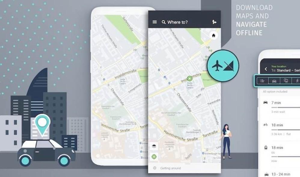Huawei: Βρήκε κορυφαία εναλλακτική λύση αντί του Google Maps