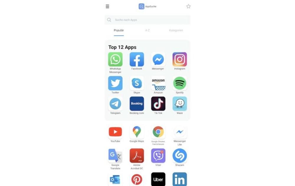 Huawei AppSearch: Η λύση της εταιρείας για να εγκαταστήσεις εφαρμογές Google, Facebook κλπ.