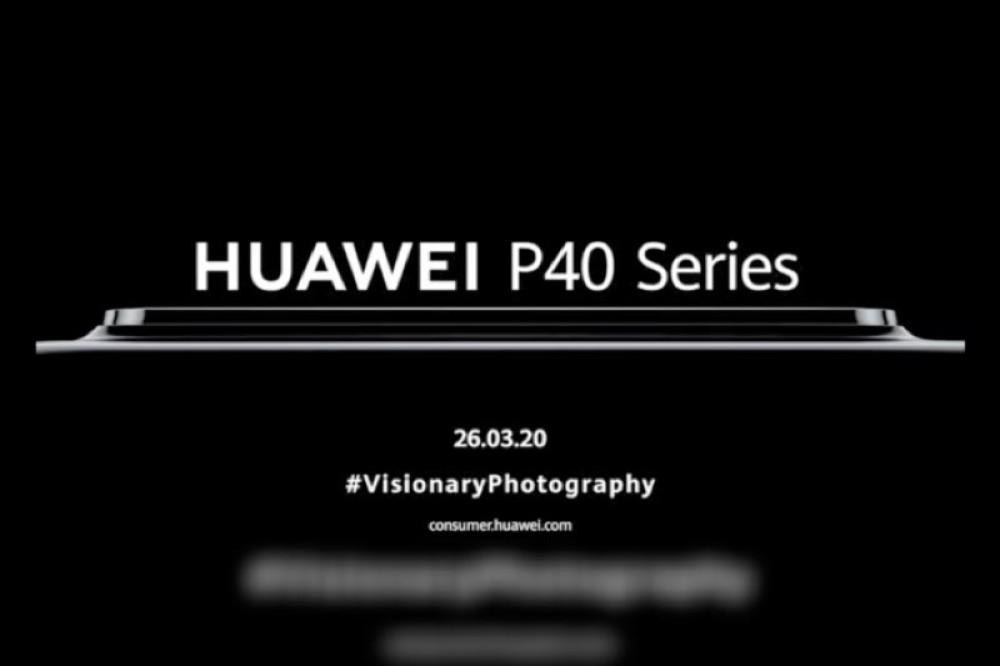 Huawei P40: Άκυρο το event στο Παρίσι, online παρουσίαση στις 26 Μαρτίου 2020