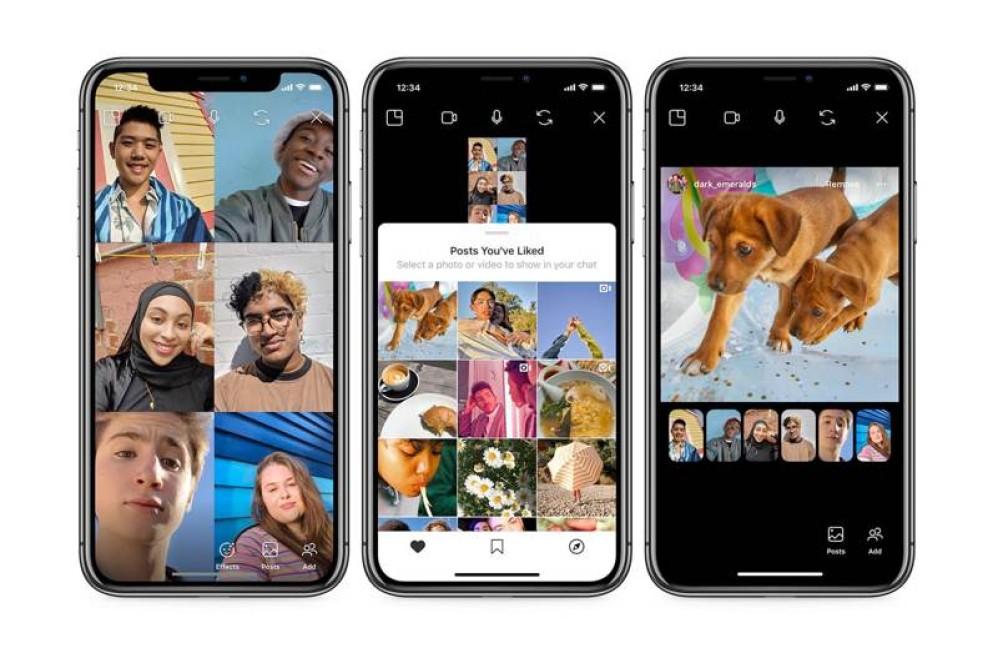 Instagram: Λανσάρει λειτουργία ταυτόχρονης παρακολούθησης με φίλους