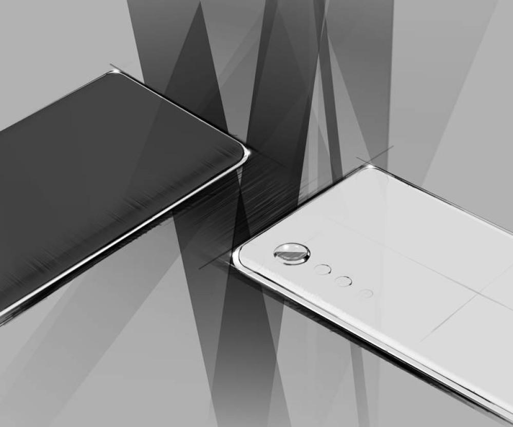 Η LG αποκαλύπτει το design του νέου smartphone που ετοιμάζει