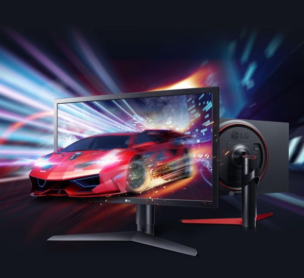 LG UltraGear 24GL650-B: Νέο gaming monitor με τεχνολογία RADEON FreeSync