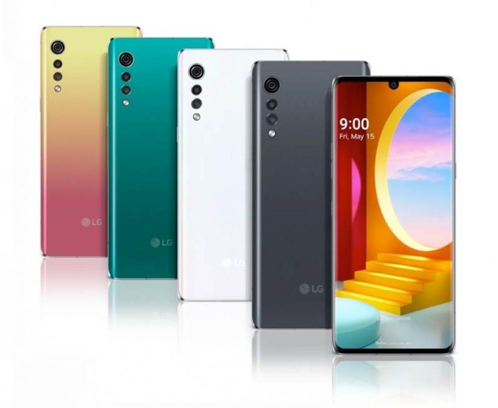 LG Velvet: Ανακοινώθηκε επίσημα με mid-range specs, 5G και όμορφο design