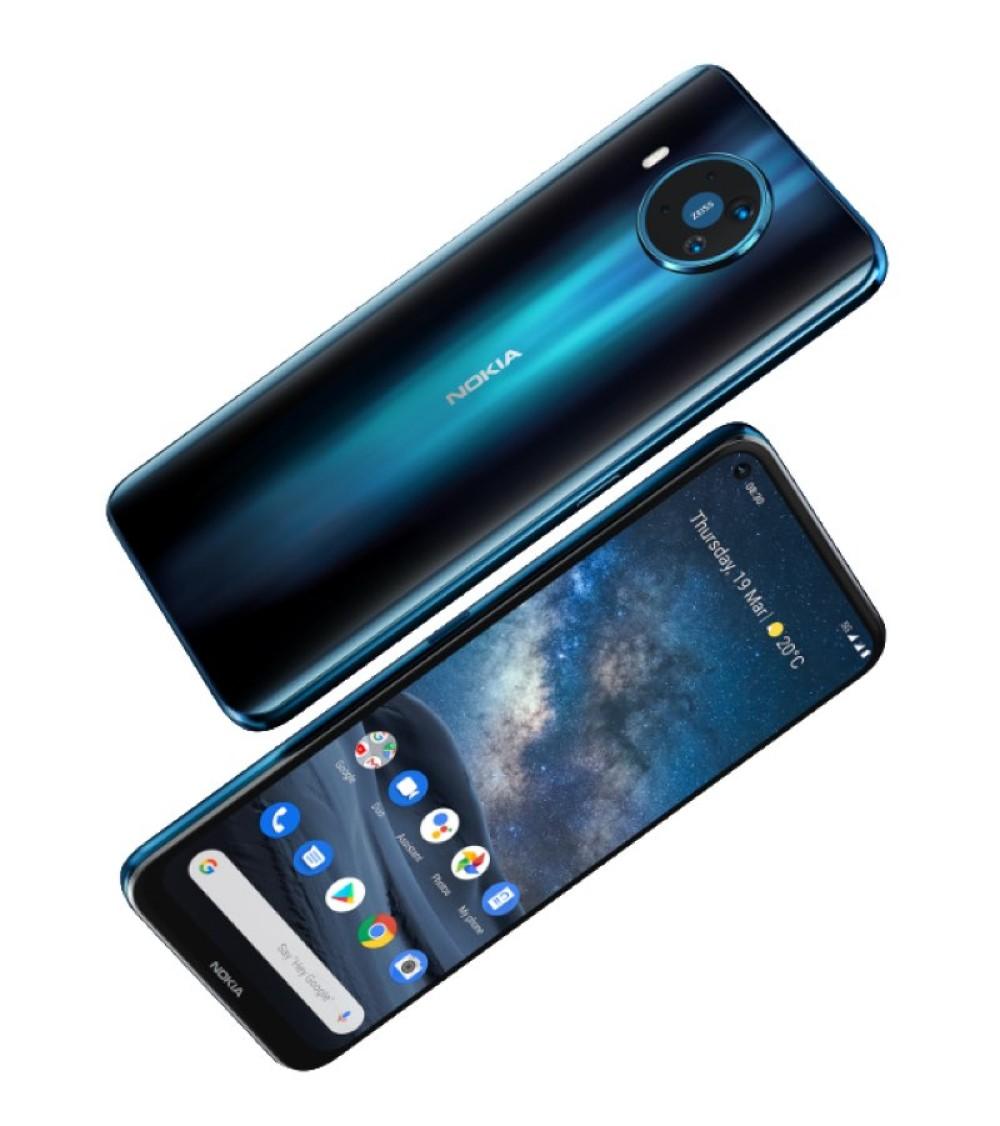 Nokia 8.3 5G: Επίσημα το πρώτο 5G smartphone της εταιρείας!